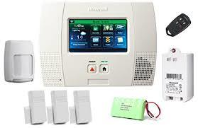 Home Alarm & Intrusion Detection Equipment