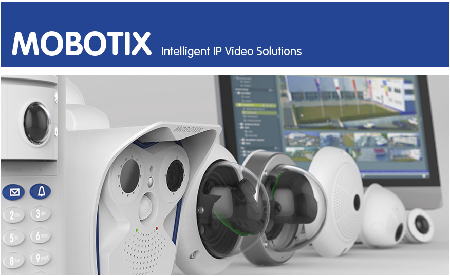 Prudential Alarm is Now a Partner of Mobotix