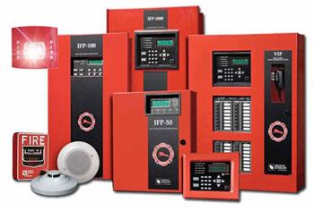 Fire Detection & Sprinkler Monitoring