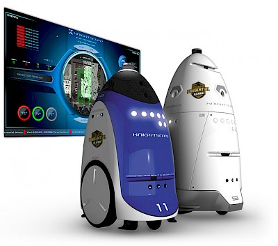Knightscope Security Robots now offered by Prudential Alarm