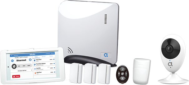 Alula Home Security Equipment
